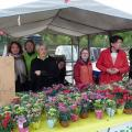 Fleurs Solidaires le 22 et 23 avril 2017
