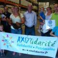 Aide Matérielle pour les Ecuries de Barisis le 09 Juillet 2014